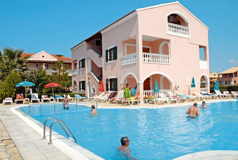 Appartementen Eriva - Acharavi - Corfu